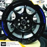 Harga Velg Mobil Weds Sport Tc05 15 Ring 15 Black Asli New Brand