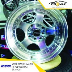 Spesifikasi Velg Mobil Work T578 Ring 15 Murah