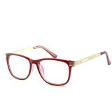 Spesifikasi Velishy Membersihkan Lensa Kacamata Bingkai Kacamata Miopia Mendukung Merah Anggur Velishy Terbaru