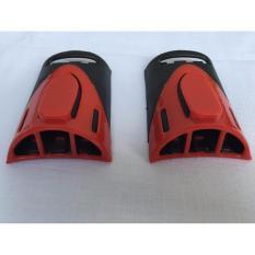 Ventilasi Jaket Motor Sport Touring Respiro Contin Alpinestar - Merah