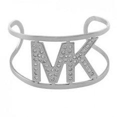 Beli Vernyx Woman S Mk Glamour Titanium Steel Bracelet Glg6407 Gelang Wanita Silver