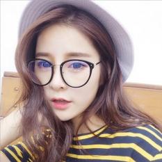 Harga Kacamata Lensa Polos Retro Versi Korea Murah