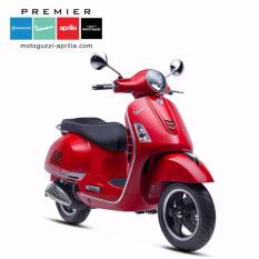 Vespa GTS Super 150 cc - red (Rosso Dragon) - OTR Jakarta