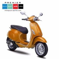 Vespa Sprint I-Get - Orange (Taormina)