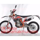 Harga Viar Motor Trail Crossx 250 Ec Merah Uang Muka Cicilan Original