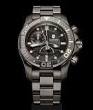 Harga Victorinox Dive Master 500 Chronograph 241424 Jam Tangan Pria Abu Abu Original