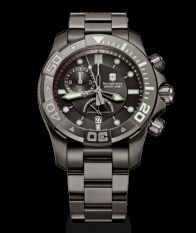 Spesifikasi Victorinox Dive Master 500 Chronograph 241424 Jam Tangan Pria Abu Abu Beserta Harganya
