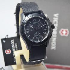 Victorinox Swiss Army 241534 Original Chronograph (Hitam)