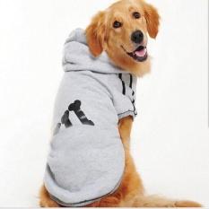 Kemenangan Baru Sweater Anjing Pet Pakaian Olahraga Bernapas Big Dog Hoodie Pet Pakaian PET Shirts (