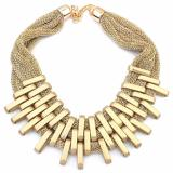 Promo Vienna Linz Kalung Wanita Pesta Europe American Jewelry Etnik Fashion Necklace Glamour Mewah Women Fashion Accessories Short For Party Kerja Hijab Aksesoris Perhiasan Neckle Charming Menawan Gold Dki Jakarta