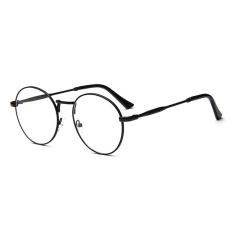Review Vintage Adapula Lensa Kacamata Bingkai Kacamata Retro Jelas Lensa Kacamata