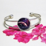 Beli Vintage Galaxy Nebula Ruang Bangle Gelang Charm Bracelet Fashion Perhiasan Hadiah Intl Baru