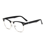 Review Toko Vintage Men Eyeglass Frame Glasses Retro Spectacles Clear Lens Eyewear For Men