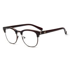 Jual Beli Pria Vintage Kacamata Bingkai Kacamata Retro Spectacles Bening Lensa Kacamata For Pria Di Tiongkok