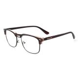 Beli Pria Vintage Kacamata Bingkai Kacamata Retro Spectacles Bening Lensa Kacamata Untuk Pria Dki Jakarta