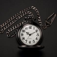 Harga Vintage Pria Wanita Quartz Liontin Pocket Watch Clock Rantai Hadiah Wpk026 Jam Tangan Pria And Wanita Intl Oem Ori
