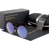 Jual Vintage Berbingkai Kacamata Bulat Kecil Kaca Optik Kacamata Bingkai Kacamata Retro Kuliahnya Original