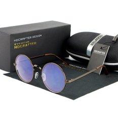 Toko Vintage Berbingkai Kacamata Bulat Kecil Kaca Optik Kacamata Bingkai Kacamata Retro Kuliahnya Murah Tiongkok