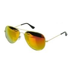 Spesifikasi Vintage Style Unisex Reflective Colorful Sunglasses Restoring Mirror