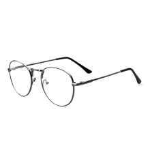 Vintage Unisex Kacamata Bingkai Kacamata Retro Spectacles Bening Lensa Kacamata