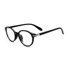 Promo Vintage Wanita Lensa Kacamata Bingkai Kacamata Retro Jelas Lensa Kacamata For Perempuan Akhir Tahun
