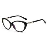 Harga Vintage Wanita Lensa Kacamata Bingkai Kacamata Retro Jelas Lensa Kacamata For Perempuan Seken