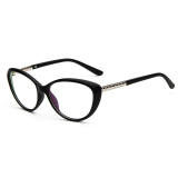 Spesifikasi Vintage Wanita Lensa Kacamata Bingkai Kacamata Retro Jelas Lensa Kacamata For Perempuan Beserta Harganya