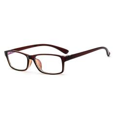 Spek Vintage Wanita Lensa Kacamata Bingkai Kacamata Retro Jelas Lens Eyewear Untuk Perempuan Tiongkok