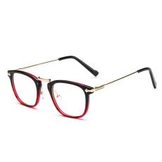 Vintage Wanita Kacamata Bingkai Kacamata Retro Spectacles Bening Lensa Kacamata untuk Wanita