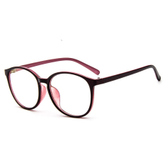 Spesifikasi Vintage Wanita Kacamata Bingkai Kacamata Retro Spectacles Bening Lensa Kacamata Untuk Wanita Paling Bagus