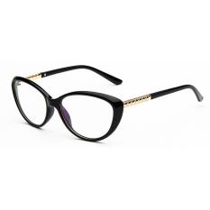 Toko Vintage Wanita Kacamata Bingkai Kacamata Retro Spectacles Bening Lensa Kacamata Untuk Wanita Tiongkok