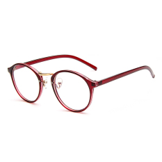 Review Vintage Wanita Kacamata Bingkai Kacamata Retro Spectacles Bening Lensa Kacamata Untuk Wanita