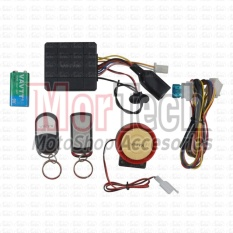Vinyx Alarm Motor Remote - Alarm Anti Maling - Anti Begal Supra 100 cc