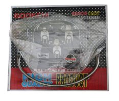 - Windshield Scoopy / Tameng Angin Scoopy - Transparant