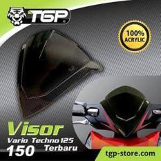Visor Vario 150 ESP Abu-Abu TGP WMP-0898H