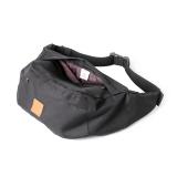 Beli Visval Bag Psyga Black Vintage Waist Bag Tas Pinggang Murah Outfit Corner Yang Bagus