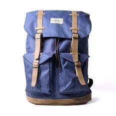 Harga Visval Maison Bag Navy Lengkap