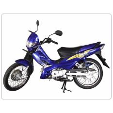 VIVA Motor Comet 100 cc - Biru (JABODETABEK ONLY)
