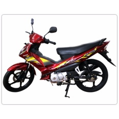 VIVA Motor New Nexus 100 cc - Merah (JABODETABEK)