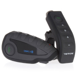 Jual Vnetphone V8 1 Us 5 Pengendara Sepeda Motor Helm Interkom Bluetooth Dengan Nfc Internasional Vnetphone
