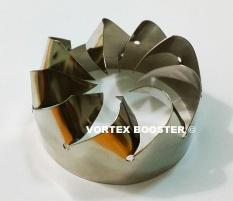 Vortex Booster Alat Penambah Tenaga HP Torsi dan Penghemat Bensin BBM Solar Bensin untuk Mobil Toyota Corolla 2006-2013