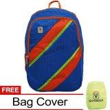 Jual Beli Voyager Tas Ransel Laptop Kasual 7815 Backpack Up To 15 Inch Bonus Bag Cover Biru