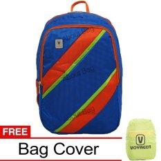 Voyager Tas Ransel Laptop Kasual 7815 Backpack Up To 15 Inch Bonus Bag Cover Biru Dki Jakarta Diskon 50