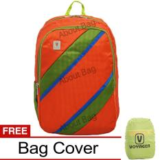 Beli Voyager Tas Ransel Laptop Kasual 7815 Backpack Up To 15 Inch Bonus Bag Cover Oranye Voyager