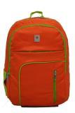 Toko Voyager Tas Ransel Laptop Kasual Tas Pria Tas Wanita 7817 Backpack Up To 15 Inch Bonus Bag Cover Oranye Di Indonesia