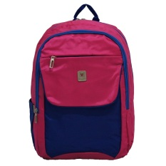 Toko Voyager Tas Ransel Laptop Kasual Tas Pria Tas Wanita 7819 Backpack Up To 15 Inch Bonus Bag Cover Pink Online Di Dki Jakarta