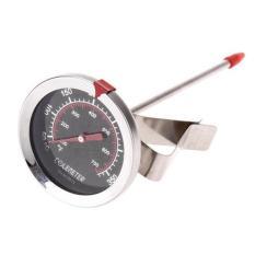 Kualitas Vr Tech Generic Deep Fry Fryer Thermometer Temp Gauge Dapur Rumah Outdoor Memasak 50 350 Intl Oem