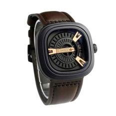 Watch Men - Sevenfriday Design Casual Prime Jam Tangan Pria - Brown