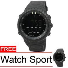 Beli Watch Sport Outdoor Ambit 2 Free Watch Sport Black Murah