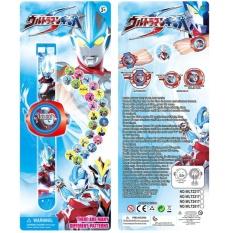 Harga Jam Tangan Sunglasses Perhiasan Boys 3D Kartun Proyeksi Jam Tangan Doraemon Ultraman Batman Toys Kids Anak Intl Branded